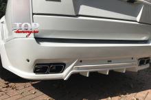 8077 Аэродинамический обвес LMA CLR R на Land Rover Range Rover Vogue 4