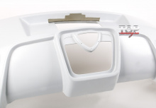 8082 Задний бампер Kenstyle на Mazda RX-8