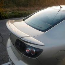 8086 Трехсоставной спойлер RX на Mazda 3 BK