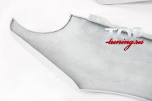 Передние крылья с жабрами Лоринсер - Тюнинг Мерседес E-Class W210 (рестайлинг - 1999 / 2002)
