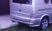 Накладка на заднюю дверь АРТС - Тюнинг Фольксваген Транспортер (дорестайлинг)