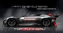 8103 Карбоновые спойлеры Vision GT на Lexus NX