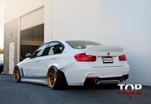 Оригинальный спойлер (Ducktail) Clinched - Тюнинг BMW F30