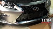 8114 Решетка радиатора Vision F-SPORT на Lexus ES 6