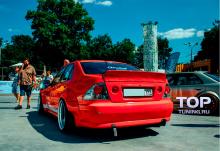 Оригинальный JDM спойлер Clinched - Тюнинг Тойота Альтезза is200