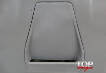 8130 Тюнинг - Капот EVO на Mitsubishi Lancer 10 (X)