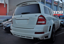 8184 Комплект расширения Brabus Widestar на Mercedes GL-Class X164