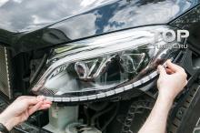 Примерка на Mercedes-Benz GLE Coupe
