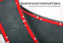 КОМПЛЕКТ РАСШИРЕНИЯ КУЗОВА ТРД СТИЛЬ - ТЮНИНГ ЛЕНД КРУЗЕР ПРАДО 150 (РЕСТАЙЛИНГ, 2013+)