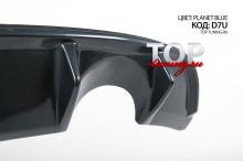 8210 Диффузор заднего бампера X-Force (рестайлинг) на Kia Ceed 2