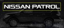 8217 Насадка на выхлопную систему Epic на Nissan Patrol Y62