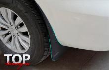 8219 Брызговики Epic на Nissan Patrol Y62