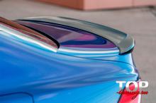 8227 Спойлер на крышку багажника A`PEX GT на Lexus IS 3