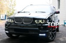 8276 Аэродинамический обвес 4.8 IS (ABS) на BMW X5 E53