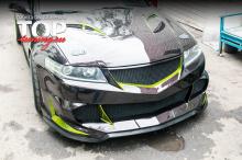 8286 Передний бампер Kitano на Honda Accord 7