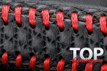 8290 Кожаный чехол для смарт ключа Luxury Line на Mazda