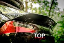 8313 Спойлер на крышку багажника X-Force на Lexus NX