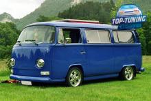 VW T2 BUS ACRO на VW