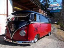Hellaflush VW T2 BUS ACRO на VW
