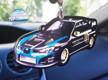 8326 Подвеска на зеркало в салон WRX SRi на Subaru