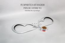 Накладки на фары - Модель  Tech Art Magnum - Тюнинг Порше Кайен 955