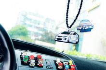 8331 Подвеска в салон Hellaflush Mazda 6