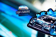 8335 Подвеска в салон Sport Racing ST RS на Ford