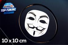 8350 Наклейка Vendetta