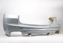 Задний бампер - Обвес Тех Арт Магнум - Тюнинг Порше Кайен 955.