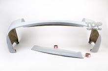 836 Задний бампер - Обвес Tech Art Magnum на Porsche Cayenne 955