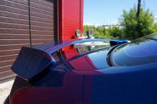 8361 Спойлер на крышку багажника Element на Kia Rio 3