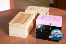 8362 Коробочка с тигренком Useless Box со звуками
