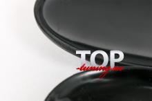 ЗАГЛУШКИ НА ЭМБЛЕМЫ КИА - МОДЕЛЬ ЭЛЕМЕНТ - ТЮНИНГ КИА РИО 3 - КОМПЛЕКТ 2ШТ (3 ПОКОЛЕНИЕ, ДОРЕСТАЙЛИНГ, РЕСТАЙЛИНГ 2011 / 2017)