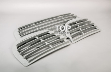 Комплект решеток - Модель Tech Art Magnum - Тюнинг Porsche Cayenne 955
