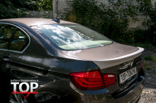 8385 Спойлер на крышку багажника Schnitzer Design на BMW 5 F10