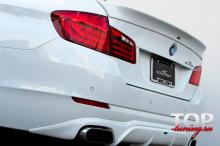 8385 Лип-спойлер Schnitzer на BMW 5 F10