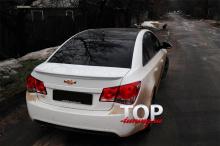 8386 Лип-спойлер ONIX на Chevrolet Cruze 2