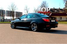 8391 Спойлер на крышку багажника AC Schnitzer (ABS) на BMW 5 E60, E61, M5