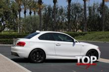 8392 Лип-спойлер Performance на BMW 1 E82