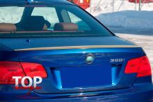 8395 Лип-спойлер String на BMW 3 E92