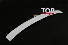 НАКЛАДКА НА ЗАДНЕЕ СТЕКЛО - МОДЕЛЬ М5 СТИЛЬ - ТЮНИНГ БМВ F30 (3 СЕРИЯ, ДОРЕСТАЙЛИНГ, РЕСТАЙЛИНГ, 2011 / 2014)