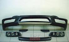 Модули (блоки) Porsche Cayenne для установки в накладку переднего бампера.