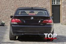 8400 Козырек на заднее стекло Schnitzer на BMW 7 E65