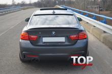 8401 Козырек на заднее стекло Schnitzer на BMW 3 F30