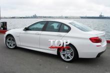 8403 Лип-спойлер Sring на BMW 5 F10