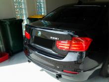 8404 Лип-спойлер Performance Style на BMW 3 F30