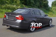 8405 Козырек на заднее стекло Schnitzer на BMW 3 E90