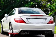 8409 Лип-спойлер AMG на Mercedes SLK R172