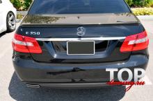 8419 Спойлер на крышку багажника AMG (ABS) на Mercedes E-Class W212