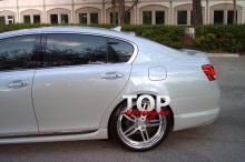8430 Лип-спойлер TRD на Lexus GS 3